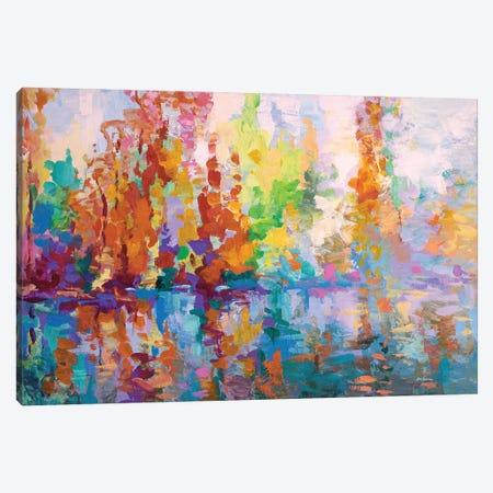 Infinite Possibilities Canvas Print #DVI172} by Leon Devenice Canvas Art Print