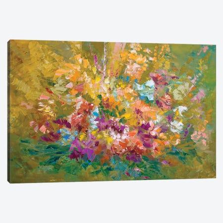 Joy And Bliss Canvas Print #DVI191} by Leon Devenice Canvas Print