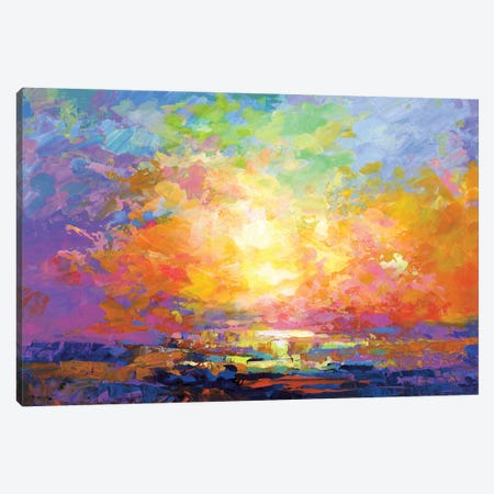 A Time for Wandering Canvas Print #DVI212} by Leon Devenice Canvas Artwork