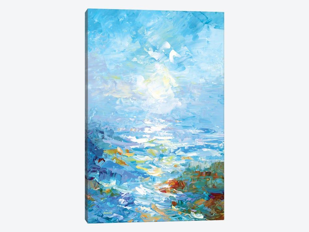Morning Bliss by Leon Devenice 1-piece Canvas Wall Art