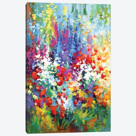 Blooming Hope Canvas Print #DVI216} by Leon Devenice Canvas Print