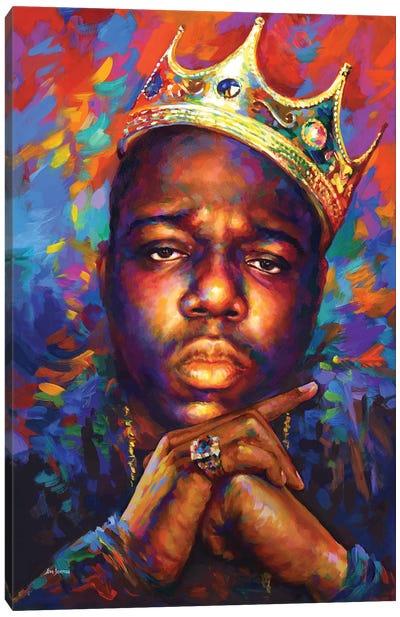 Notorious B.I.G. Canvas Art Print