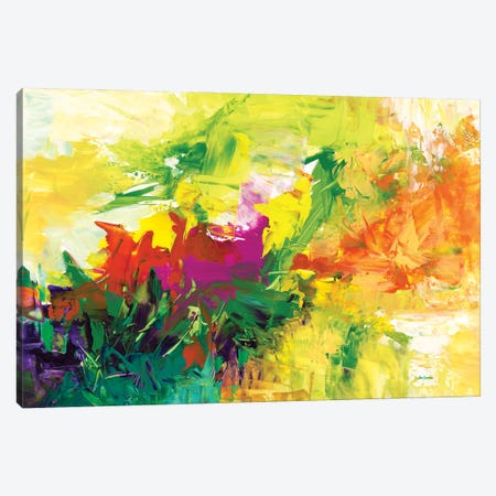 Abundance Canvas Print #DVI246} by Leon Devenice Canvas Artwork