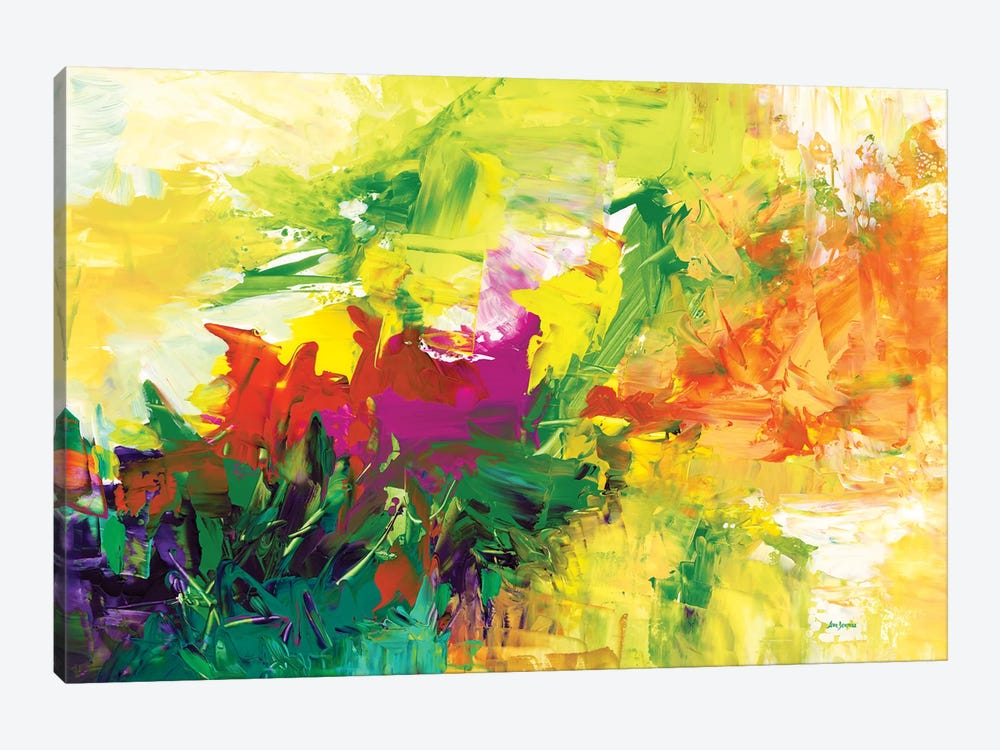 Abundance by Leon Devenice 1-piece Canvas Wall Art