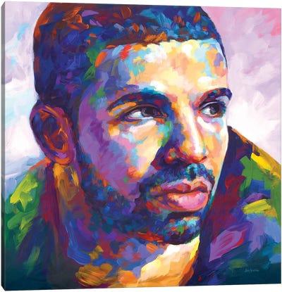 Drizzy Canvas Art Print