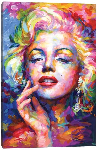 Marilyn Monroe 7 Canvas Art Print