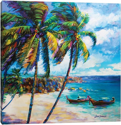 Hawaiian Dreaming Canvas Art Print