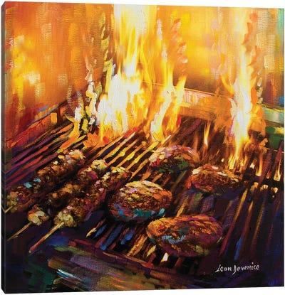 Hells Kitchen Canvas Art Print
