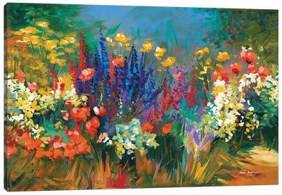 Language Of Flowers Canvas Art Print