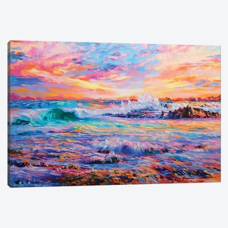 Memories In California Canvas Print #DVI49} by Leon Devenice Canvas Print