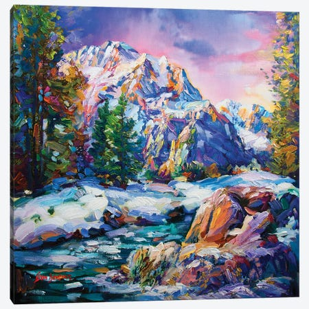 Music Of The Wild Canvas Print #DVI56} by Leon Devenice Canvas Print
