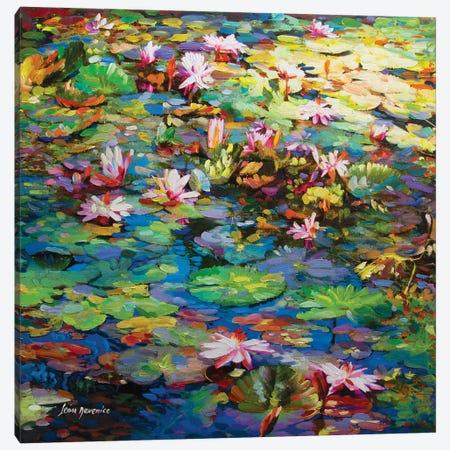 Peace Within You Canvas Print #DVI60} by Leon Devenice Art Print