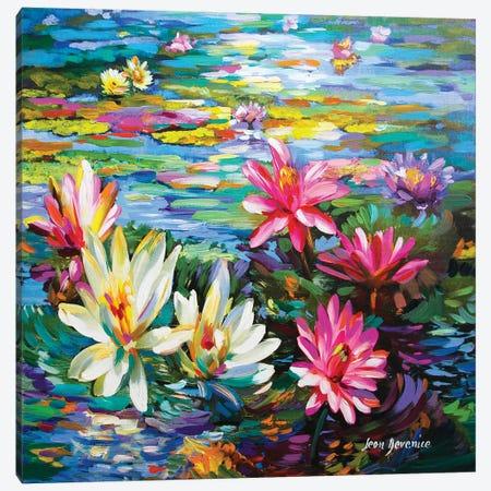Purity Canvas Print #DVI65} by Leon Devenice Canvas Art