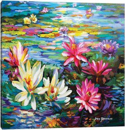 Purity Canvas Art Print
