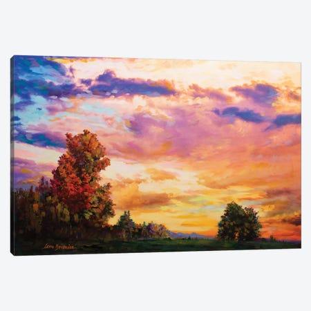 Stories Of Imagination Canvas Print #DVI77} by Leon Devenice Canvas Art Print