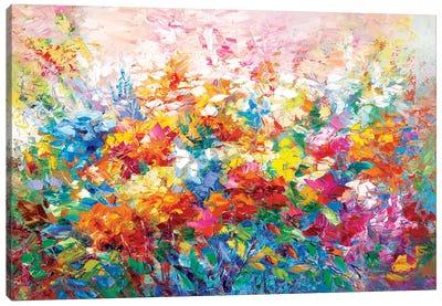 Summer Glory Canvas Art Print