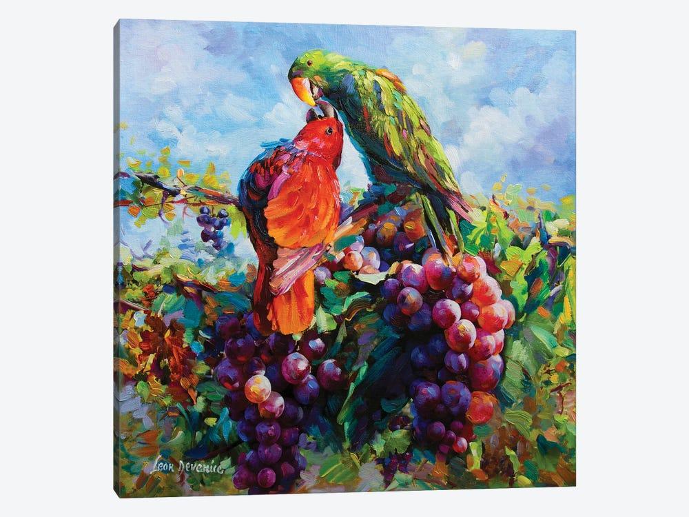 Sweet Sensation by Leon Devenice 1-piece Canvas Print