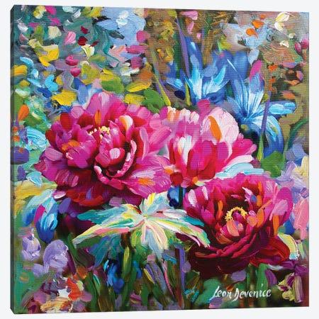 Tenderness Canvas Print #DVI85} by Leon Devenice Canvas Wall Art
