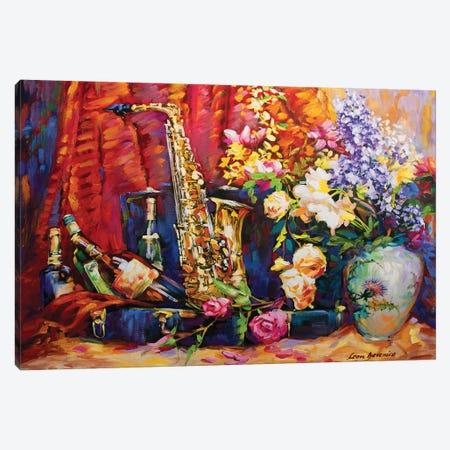 The Invitaton Canvas Print #DVI92} by Leon Devenice Canvas Art