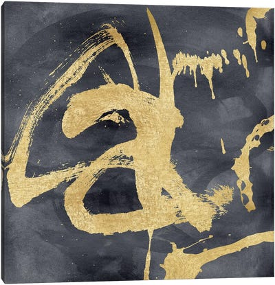 Magnetic II Canvas Art Print