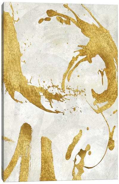 Exuberant II Canvas Art Print