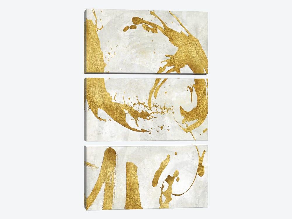 Exuberant II by Jordan Davila 3-piece Canvas Artwork