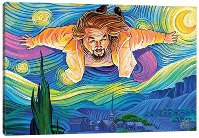 Lebowski Van Gogh Canvas Art Print