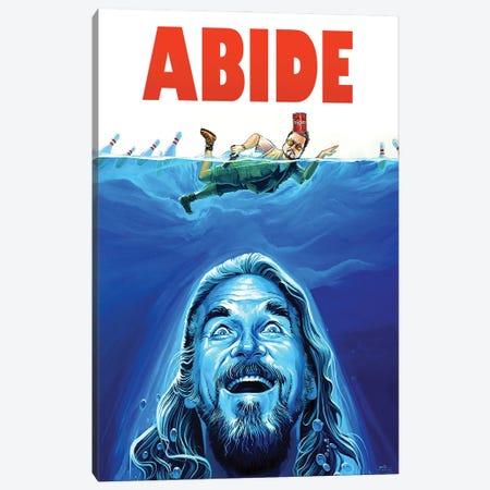 Abide  Canvas Print #DVM1} by Dave MacDowell Canvas Print