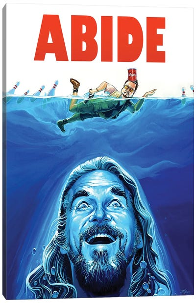 Abide  Canvas Art Print