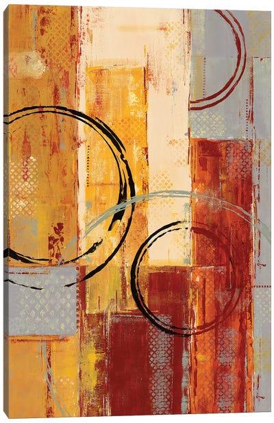 As It Goes II Canvas Art Print