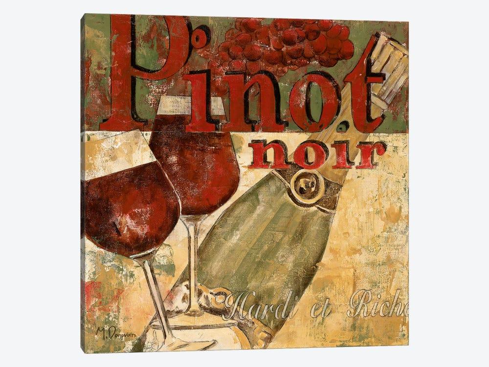 Pinot Noir by Maria Donovan 1-piece Canvas Art