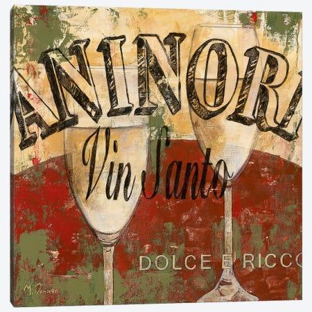 Vin Santo Canvas Print #DVN15} by Maria Donovan Canvas Wall Art