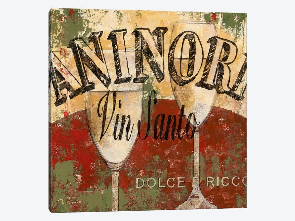 Vin Santo by Maria Donovan 1-piece Canvas Artwork
