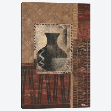 Artifact Revival I Canvas Print #DVN1} by Maria Donovan Canvas Wall Art