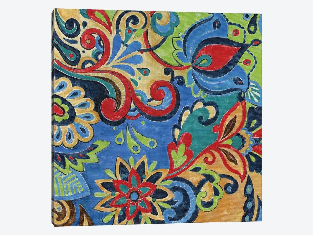 Celebration I by Maria Donovan 1-piece Canvas Art Print