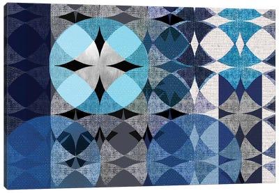 Modern Quilt Canvas Art Print