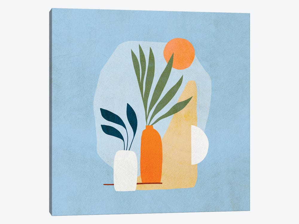 The Shapes Of Nature III Square  by Dominique Vari 1-piece Canvas Artwork