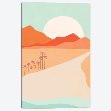 Horizon Canvas Print #DVR142} by Dominique Vari Canvas Art