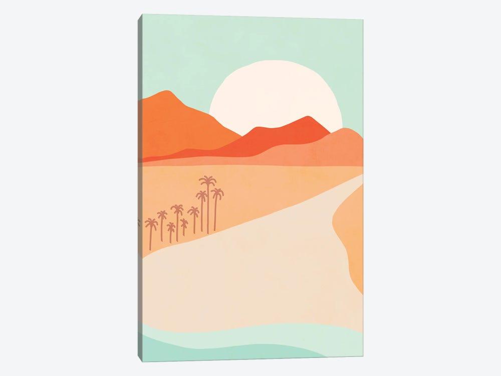 Horizon by Dominique Vari 1-piece Canvas Art Print
