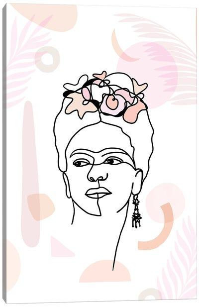 Frida Kahlo II Canvas Art Print