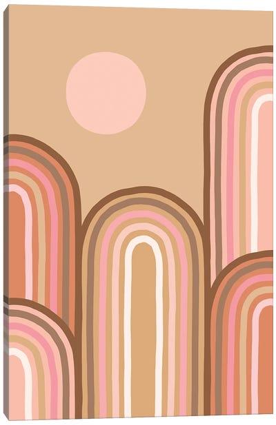 Growing Rainbows II Canvas Art Print