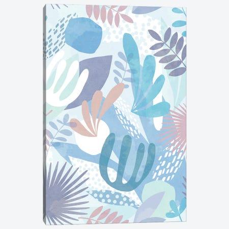 Mm Tropico Boho Pattern I Canvas Print #DVR86} by Dominique Vari Art Print