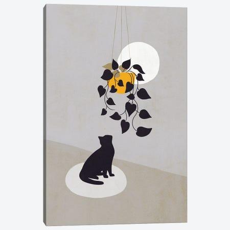 Cats And Nature IIIB Canvas Print #DVR8} by Dominique Vari Canvas Art Print