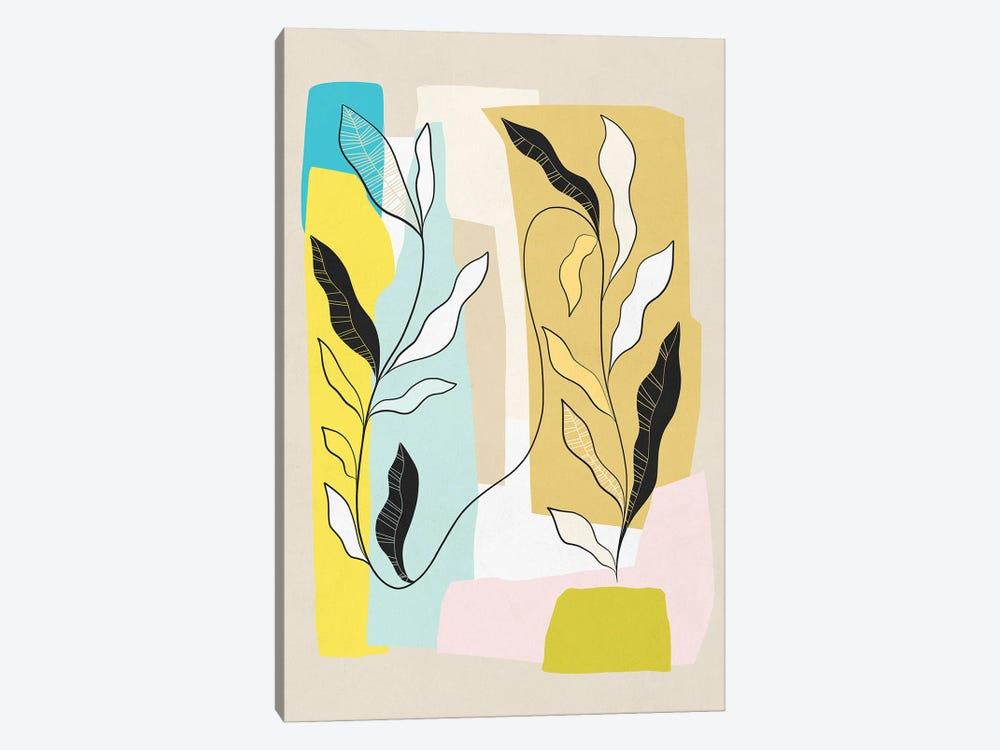 My Favourite Plant Trop I by Dominique Vari 1-piece Canvas Artwork