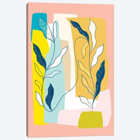 My Favourite Plant Trop III Canvas Print #DVR91} by Dominique Vari Canvas Print