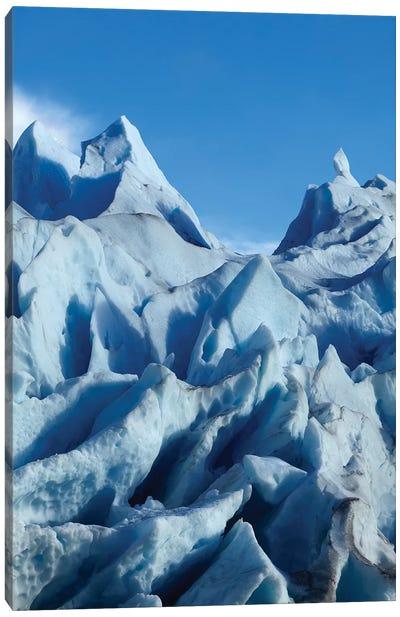 Perito Moreno Glacier, Parque Nacional Los Glaciares, Patagonia, Argentina Canvas Art Print