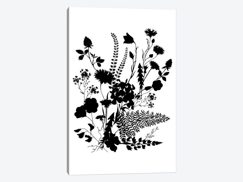 Inked Flowers by Dogwood Portfolio 1-piece Art Print