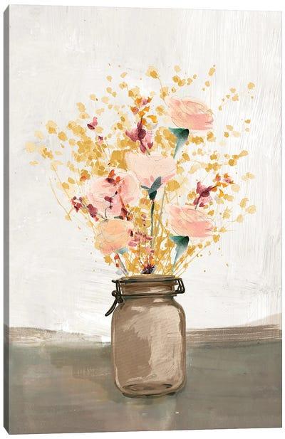 Amber Dreams Canvas Art Print