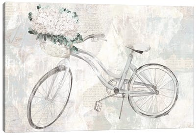 Bicycle Dream Canvas Art Print