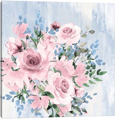 Prairie Bouquet Canvas Art Print